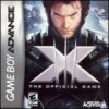 Juego online X-Men: The Official Game (GBA)